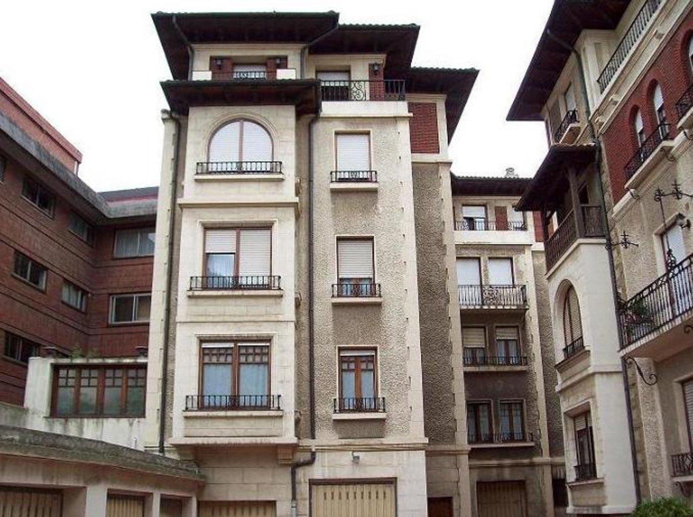 rehabilitacion de edificios en Basauri