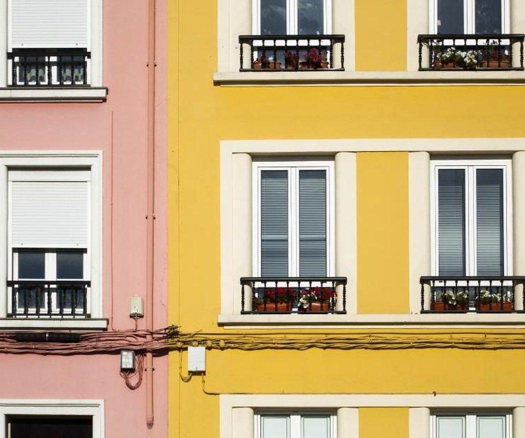 Pinturas exteriores para fachadas gallery of good pintura - Pintura para fachadas exteriores ...