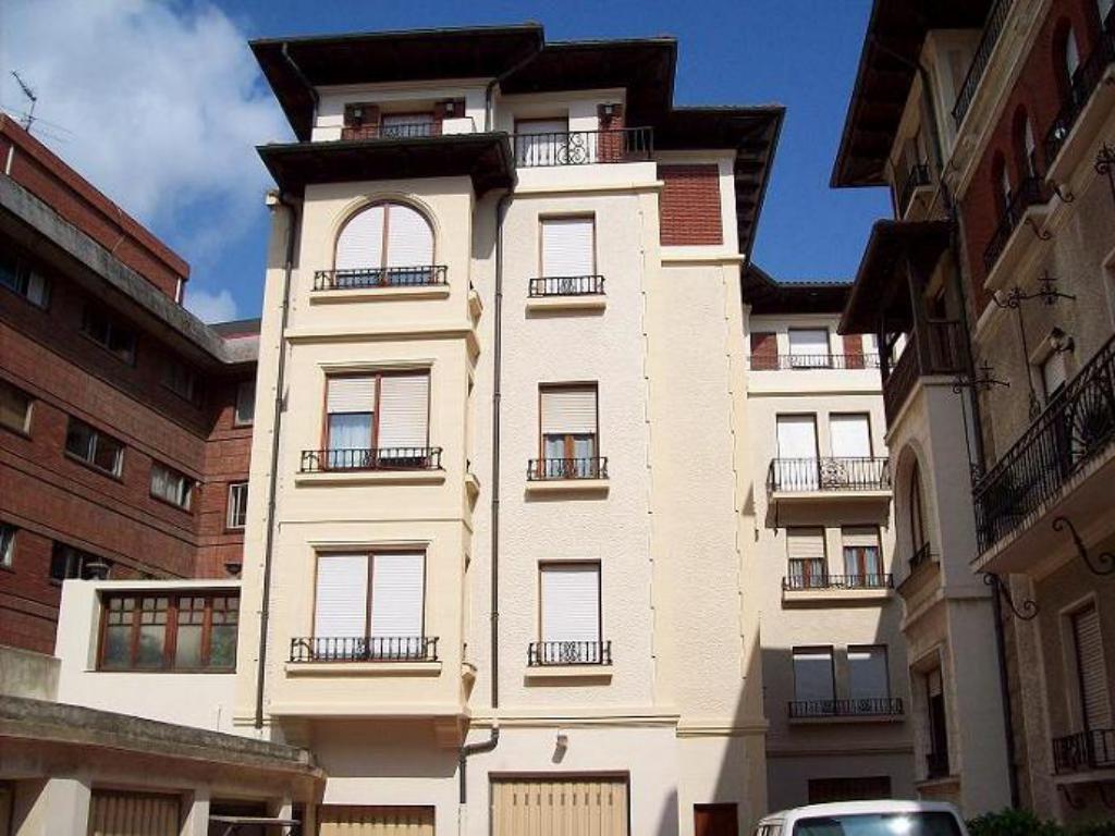 reforma de fachadas en Bizkaia