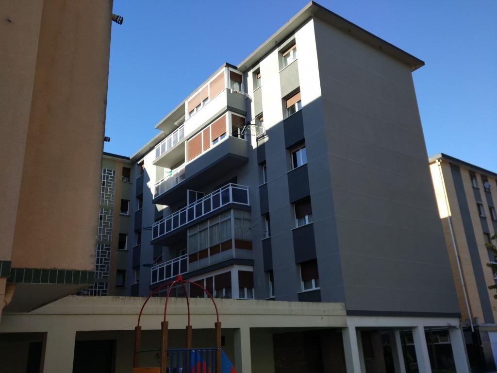 reforma de fachadas en Basauri